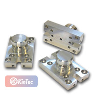 Precision Stainless Steel CNC Milling